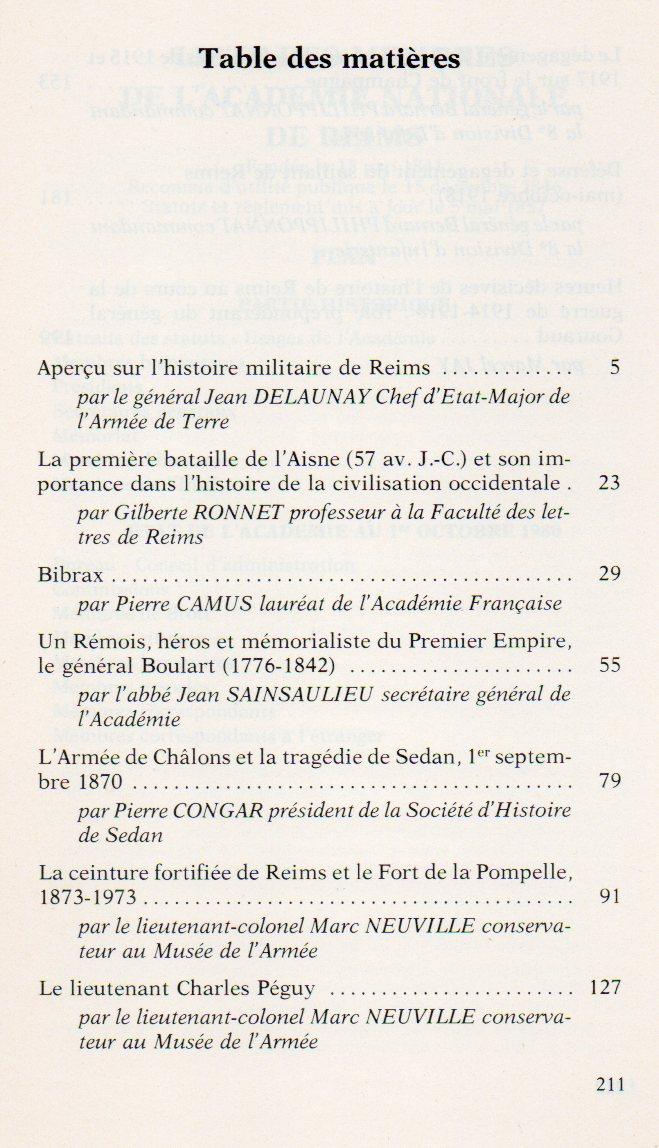 TAR sommaire 159