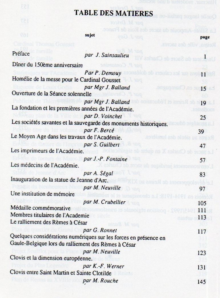 TAR sommaire 171