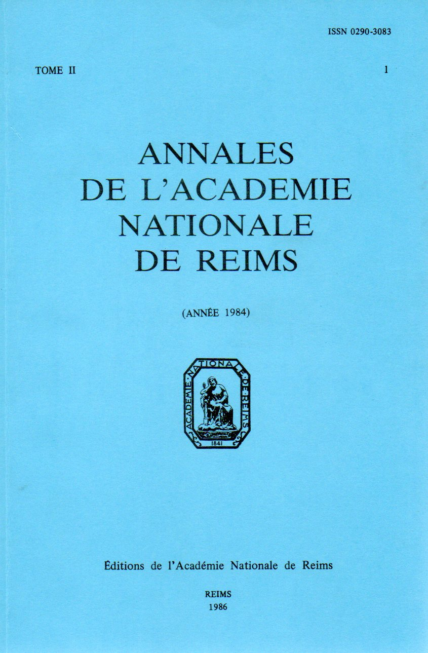 annales 2 / 1